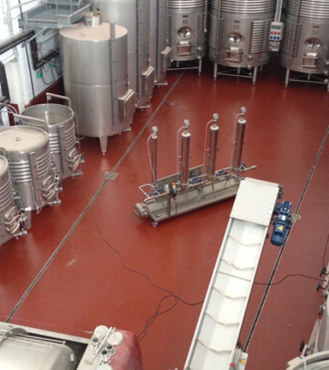 Sistema industrial para sector agroalimentaria en Pivema