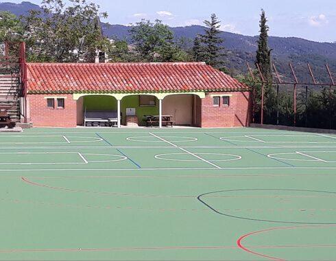 Sistema slurry para sistema deportivo en PIvema